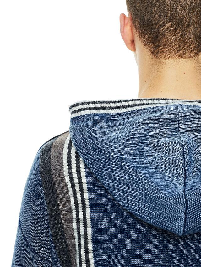 Diesel - KINDIGO, Blue - Sweaters - Image 4