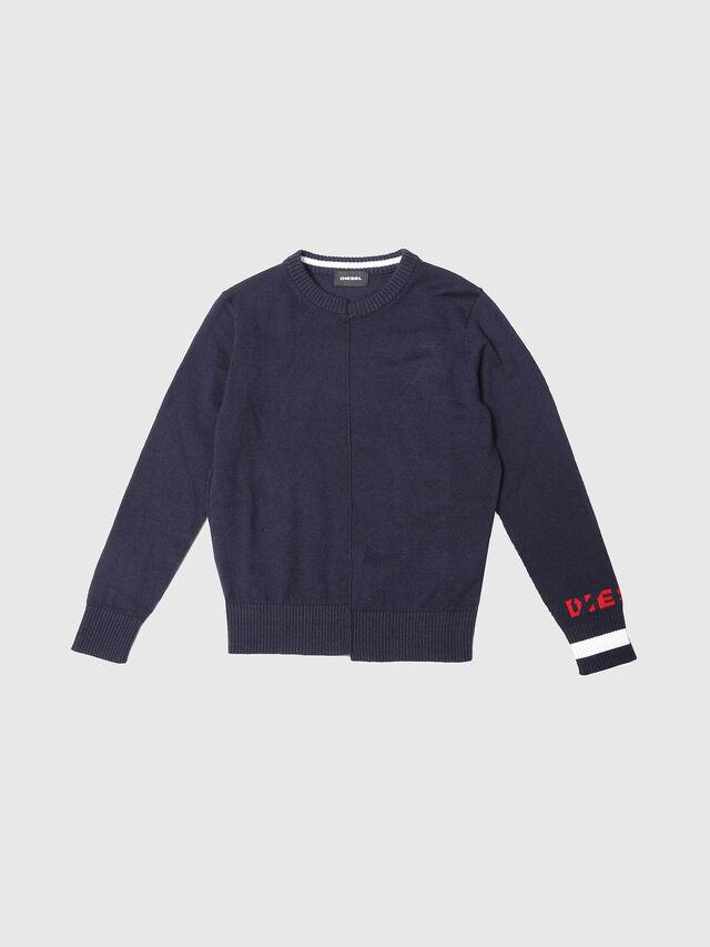 Diesel - KTOP, Blue - Sweaters - Image 1