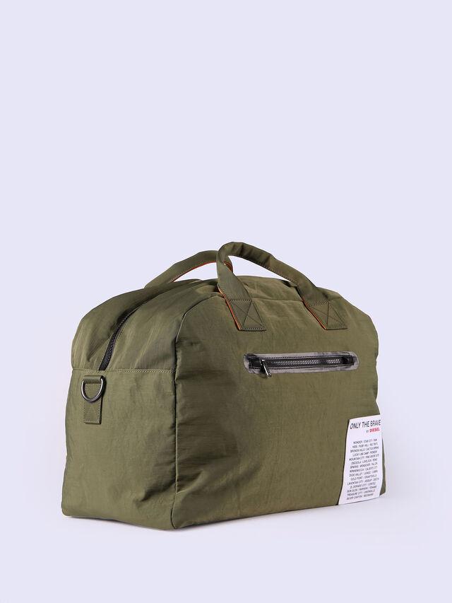 Diesel - XXMATCHDUFFLE, Green - Backpacks - Image 2