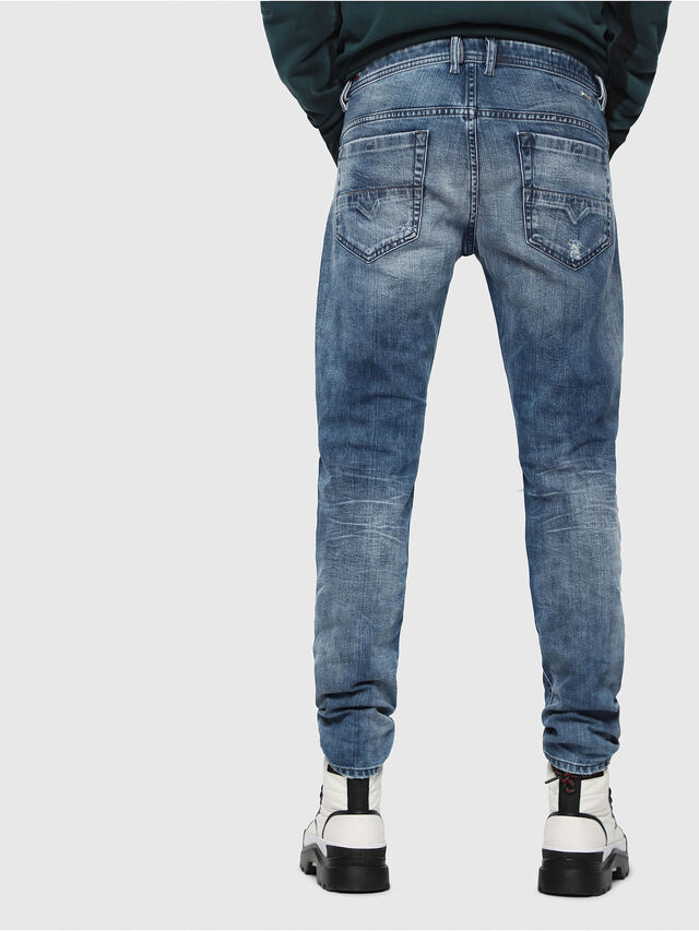 Diesel - Thommer 082AH, Medium Blue - Jeans - Image 2