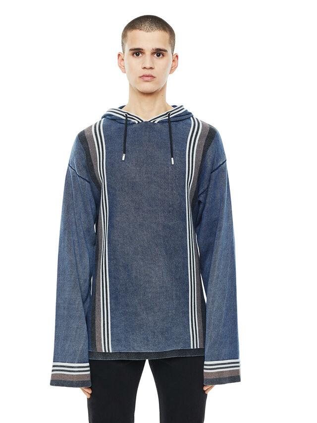Diesel - KINDIGO, Blue - Sweaters - Image 1