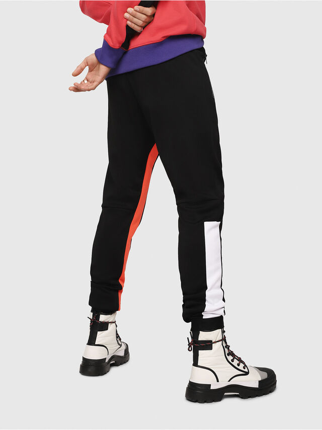 Diesel - P-MITSUO, Multicolor/Black - Pants - Image 2