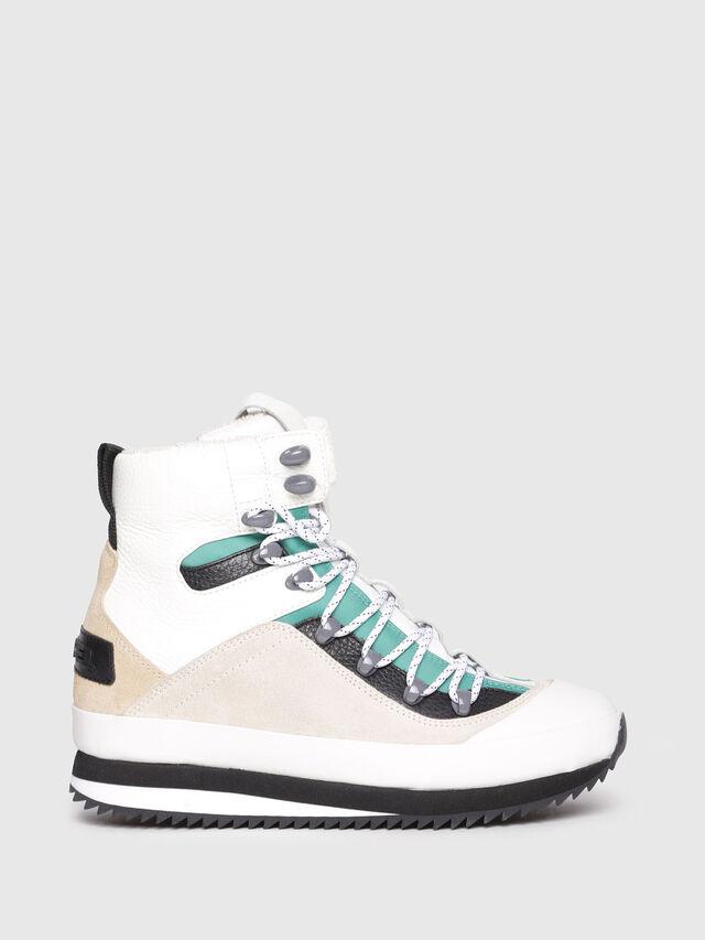 Diesel - S-TRIBUTE MC, Multicolor/White - Sneakers - Image 1