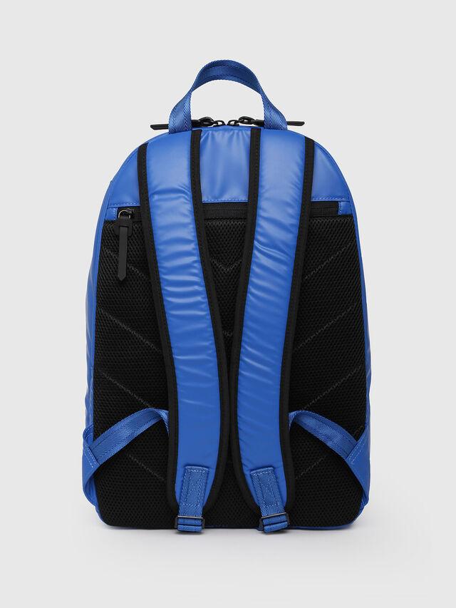 Diesel - F-BOLD BACK, Brilliant Blue - Backpacks - Image 2