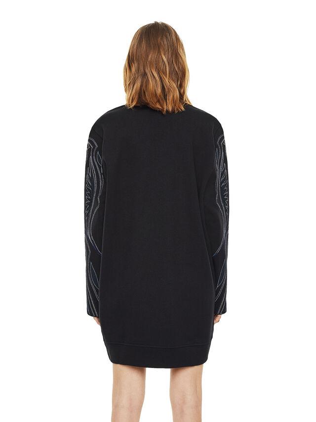 Diesel - DRESSIE, Black - Dresses - Image 2