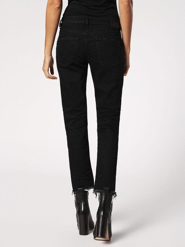Diesel - Belthy 084JS, Black/Dark Grey - Jeans - Image 3