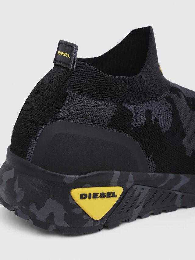 Diesel - S-KB ATHL SOCK, Blue - Sneakers - Image 5