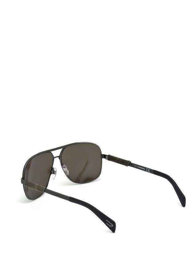 Diesel - DL0088, Black - Sunglasses - Image 2