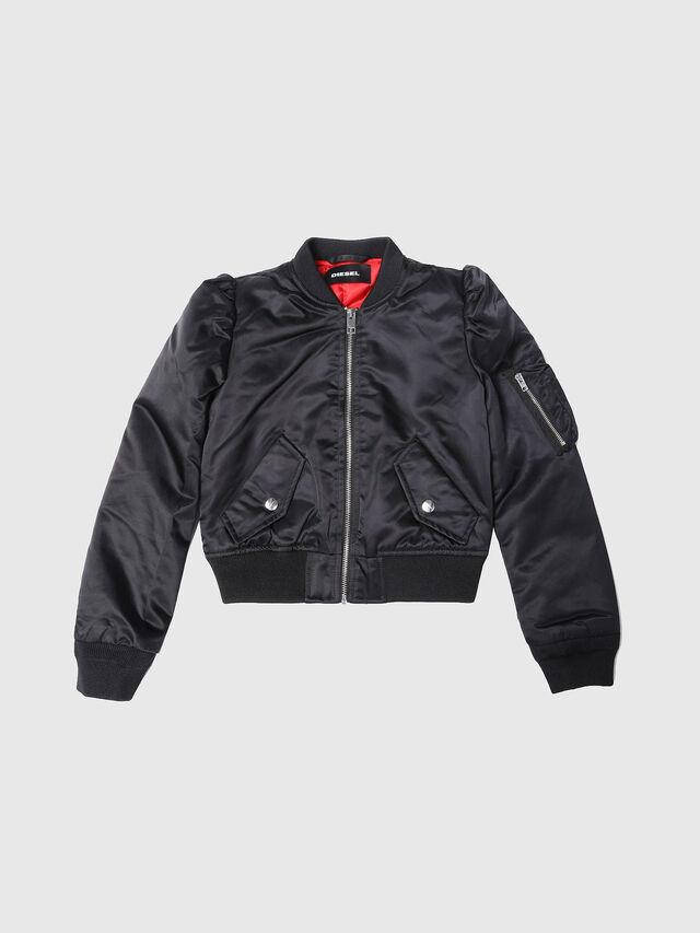 Diesel - JARIANNA, Black - Jackets - Image 1