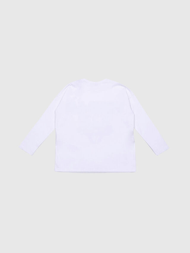 Diesel - TADDI, White - T-shirts and Tops - Image 2