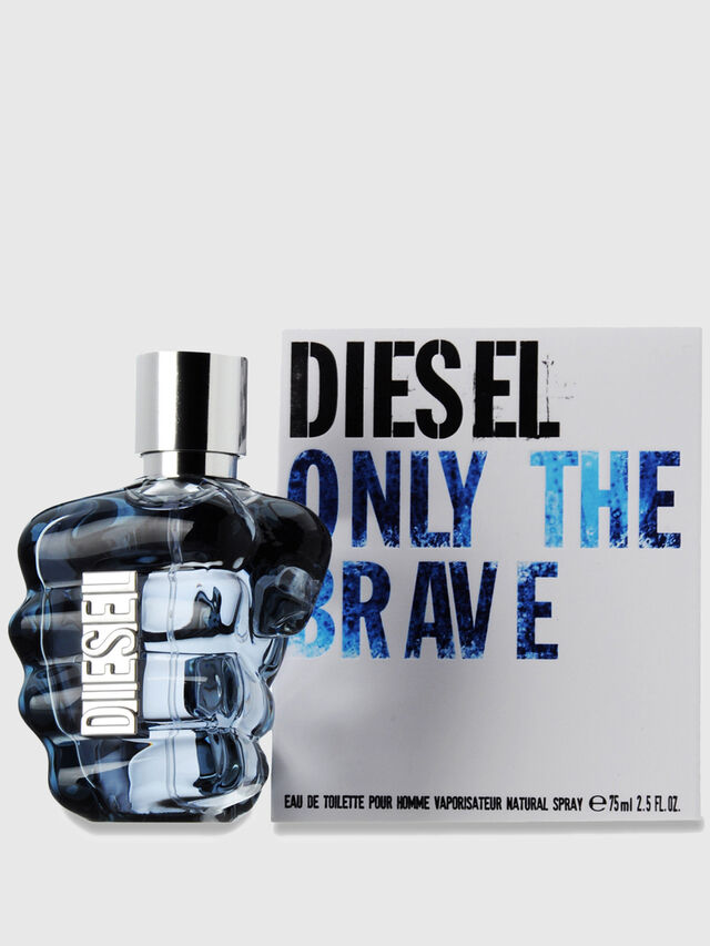 Diesel - ONLY THE BRAVE 75ML, Bleu Clair - Only The Brave - Image 1