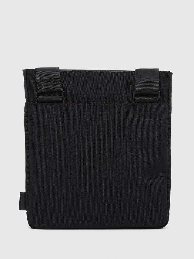 Diesel - F-URBHANITY CROSS, Dark Blue - Crossbody Bags - Image 2