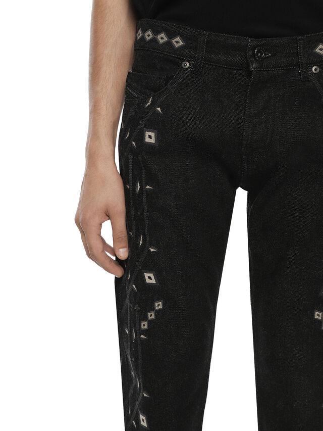 Diesel - TYPE-2813, Black - Jeans - Image 3