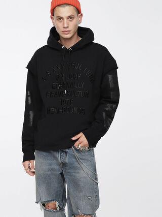S-DRIVE-LS-XA,  - Sweatshirts