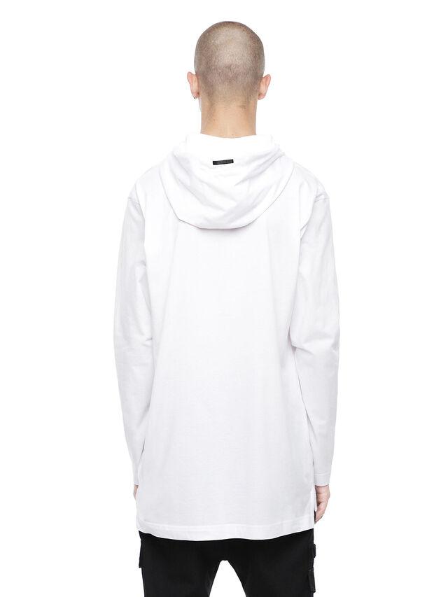 Diesel - TUKKS, White - T-Shirts - Image 2