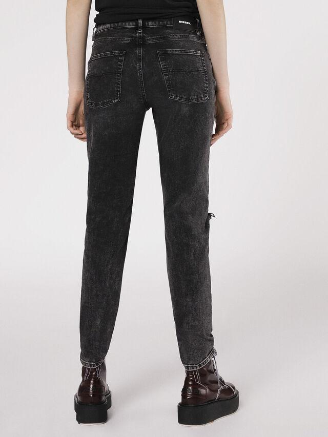 Diesel - Neekhol 069AB, Black/Dark Grey - Jeans - Image 2