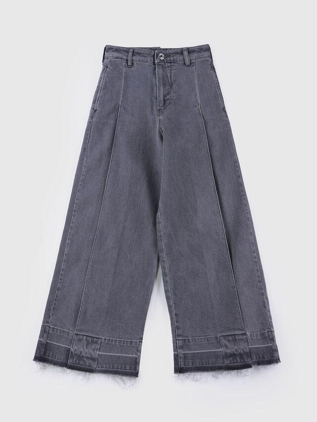 Diesel - PIZZY, Grey Jeans - Pants - Image 1