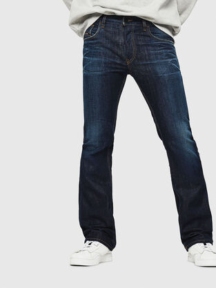 5f798112a Mens Bootcut Jeans | Diesel Online Store