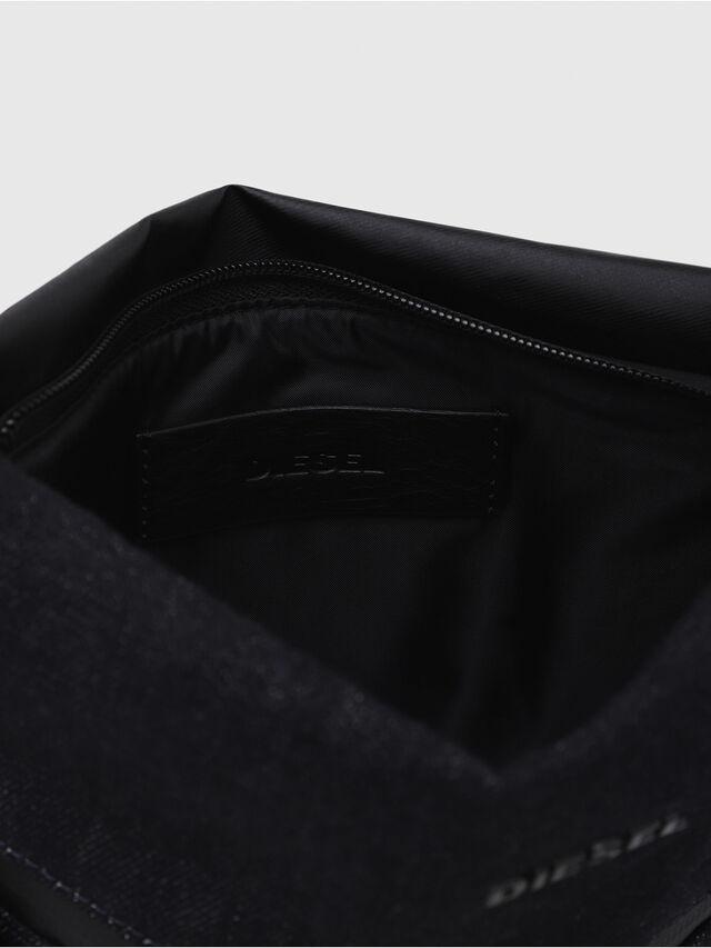 Diesel - D-SUBTORYAL CROSS, Blue Jeans - Crossbody Bags - Image 5