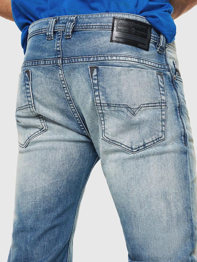 Diesel - Safado C81AP, Light Blue - Jeans - Image 4