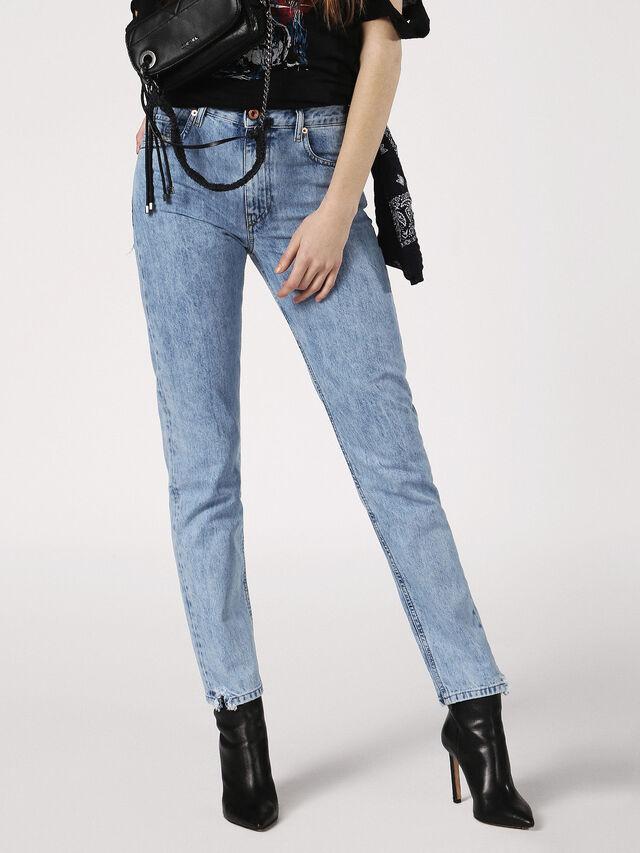Diesel - Neekhol 084TI, Light Blue - Jeans - Image 1