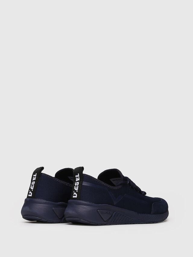 Diesel - S-KBY STRIPE W, Dark Blue - Sneakers - Image 2