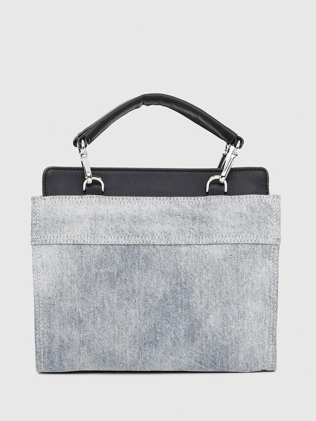 Diesel - BADIA, Grey Jeans - Satchels and Handbags - Image 2