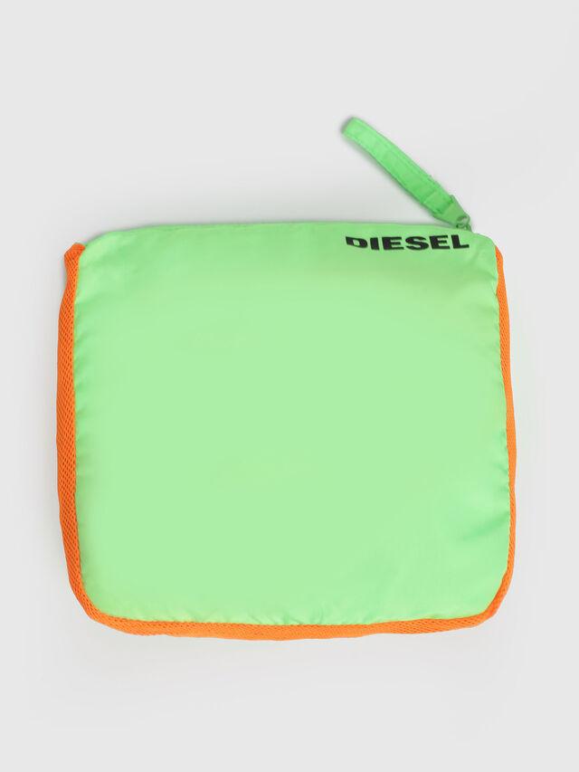 Diesel - BMBX-WAVE 2.017, Green Fluo - Swim shorts - Image 4