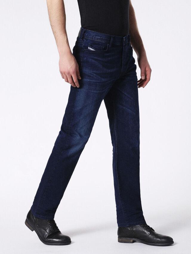 Diesel - Thytan 084HJ, Dark Blue - Jeans - Image 6