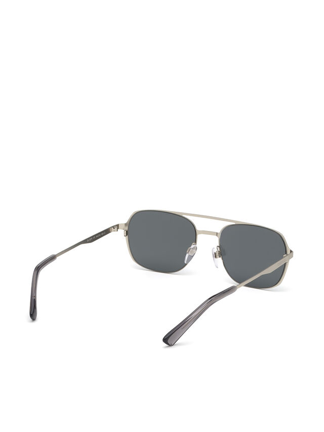 Diesel - DL0274, Grey - Sunglasses - Image 6