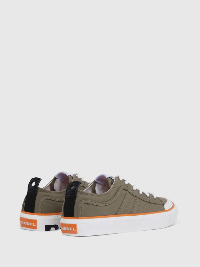 Diesel - S-ASTICO LC LOGO, Military Green - Sneakers - Image 3