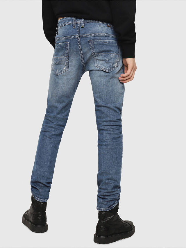 Diesel - Thommer C84KY, Medium Blue - Jeans - Image 2