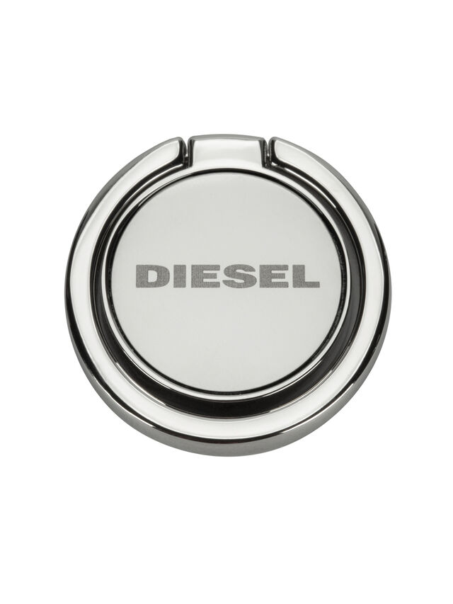 Diesel - DIESEL UNIVERSAL RING STAND, Silver - Ring stands - Image 2
