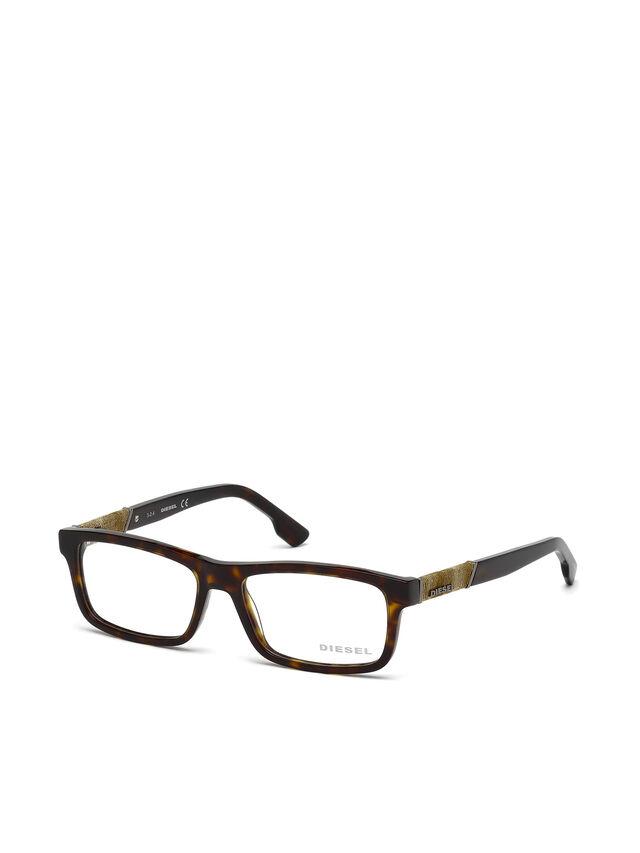 Diesel - DL5126, Brown - Eyeglasses - Image 1