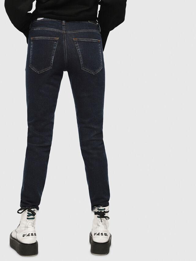 Diesel - Babhila 084YD, Dark Blue - Jeans - Image 2