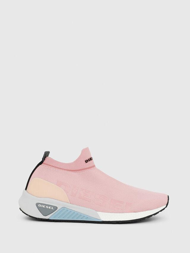 Diesel - S-KB ATHL SOCK II W, Pink - Sneakers - Image 1