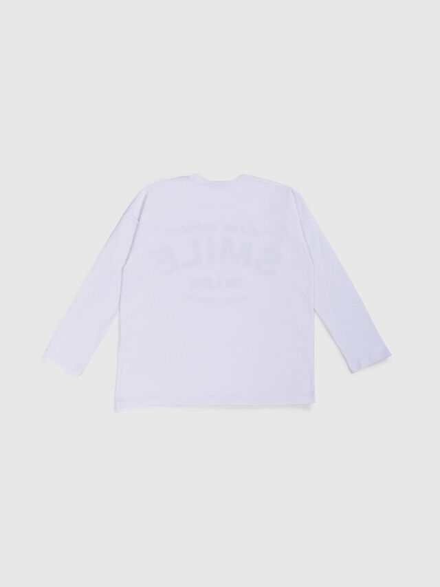 Diesel - TEVI, White - T-shirts and Tops - Image 2