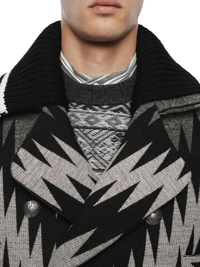 Diesel - JENERAL, Black/Grey - Jackets - Image 3