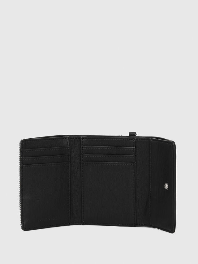 Diesel - YAMI II, Gray/Black - Small Wallets - Image 3