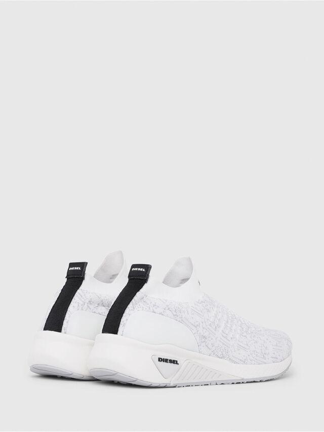 Diesel - S-KB ATHL SOCK W, Dirty White - Sneakers - Image 3