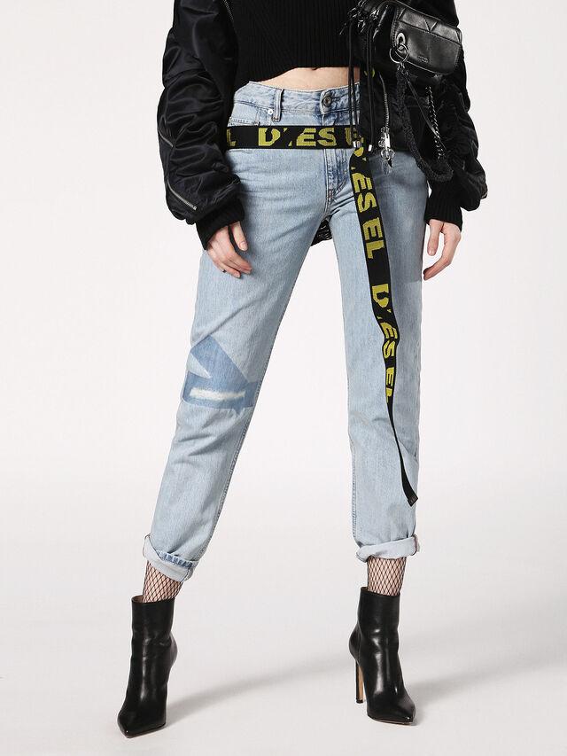 Diesel - Neekhol 084SX, Light Blue - Jeans - Image 1