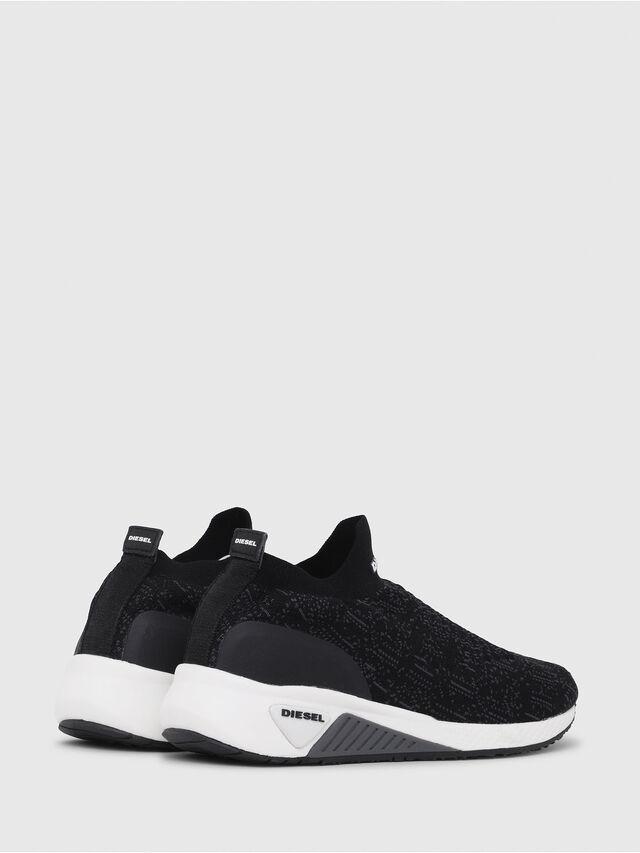 Diesel - S-KB ATHL SOCK W, Black - Sneakers - Image 3