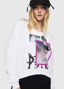 F-LYANYDY-B, White - Sweatshirts