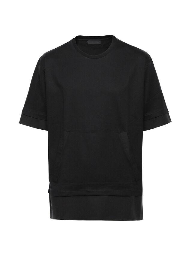 Diesel - TAGEO, Opaque Black - T-Shirts - Image 5