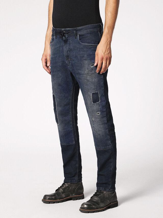 Diesel - Narrot JoggJeans 0685M, Dark Blue - Jeans - Image 7