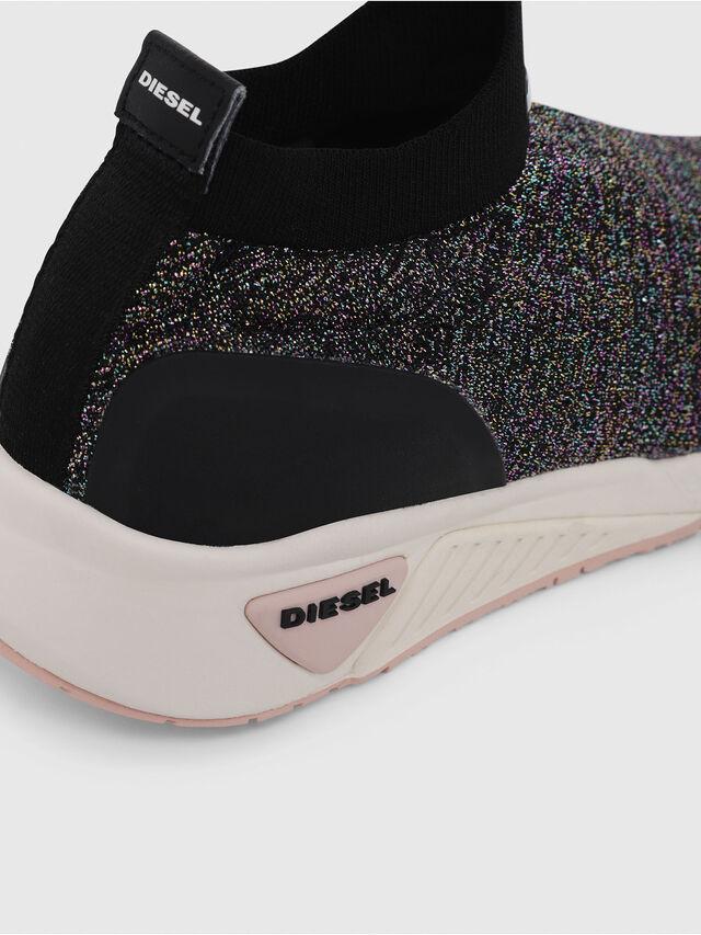 Diesel - S-KBY SO W, Multicolor/Black - Sneakers - Image 4