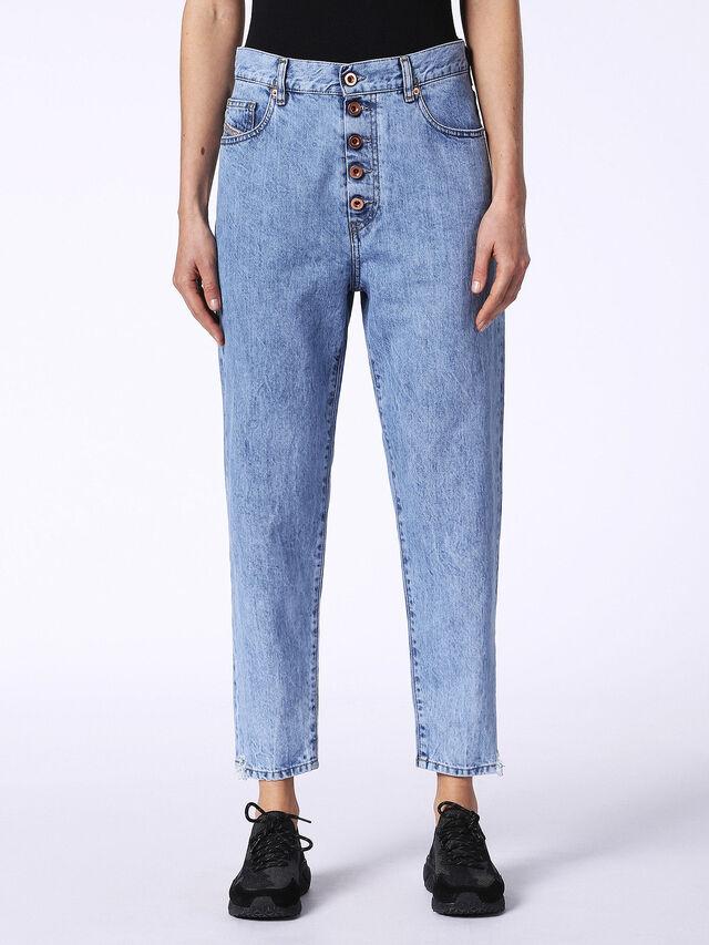 Diesel - Irys 084RE, Light Blue - Jeans - Image 1