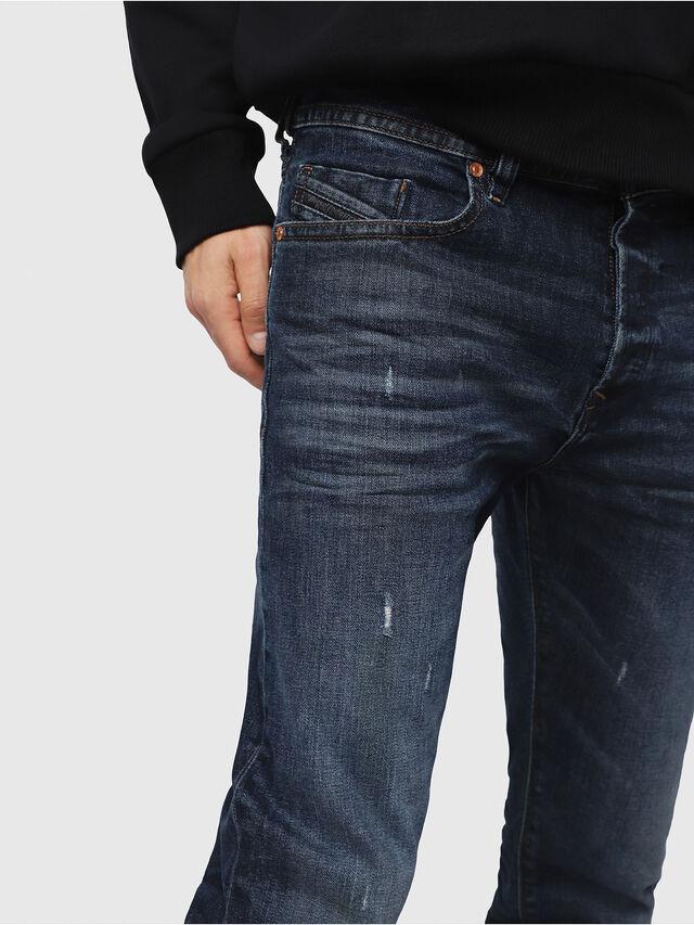 Diesel - Buster C87AT, Dark Blue - Jeans - Image 3