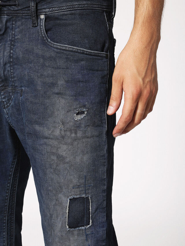 Diesel - Narrot JoggJeans 0685M, Dark Blue - Jeans - Image 4