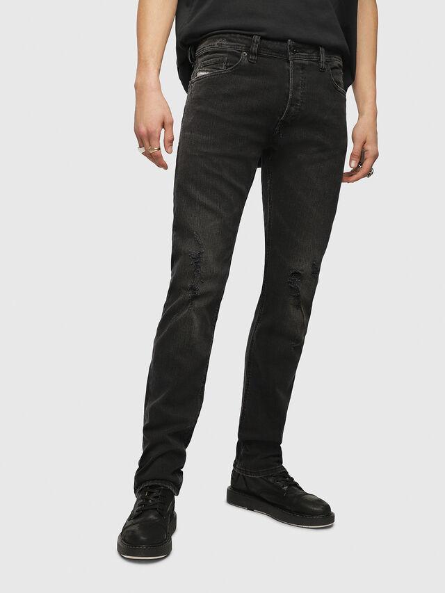 Diesel - Safado CN013, Black/Dark Grey - Jeans - Image 1